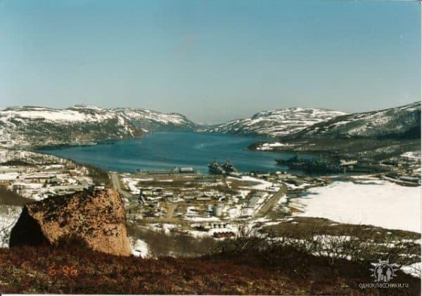 Ара-Губа (снимок 1996 года)