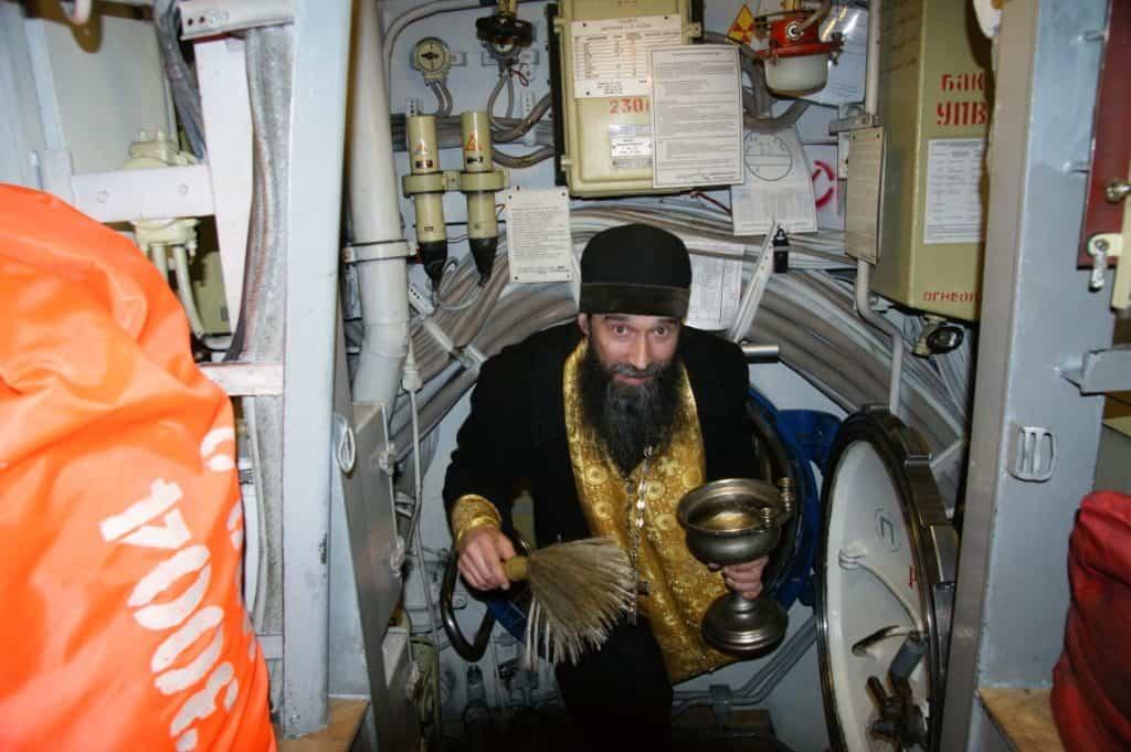 Отец Сергий Шерфетдинов