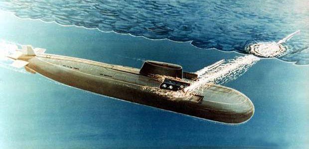 Северный флот произвел успешные пуски крылатых ракет в Баренцевом море