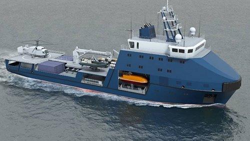 Малый морской танкер «Михаил Барсков»