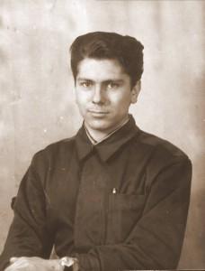 Вениамин Чукалов, Ара-Губа, 1987 год