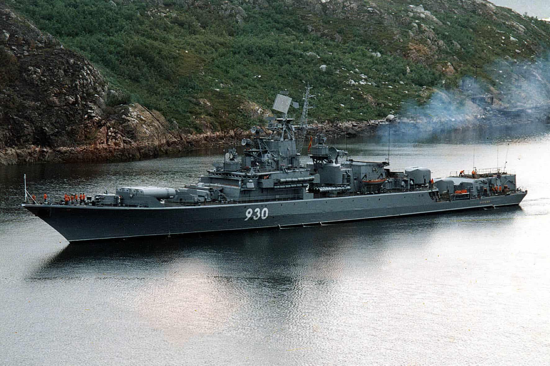 СКР «Лёгкий» (ранее «Ленинградский комсомолец»)