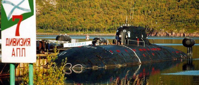 60 лет атомному подводному флоту