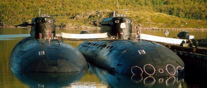 Подводная дуэль