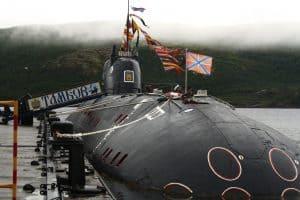 Два командира соединений подводных сил Северного флота стали контр-адмиралами