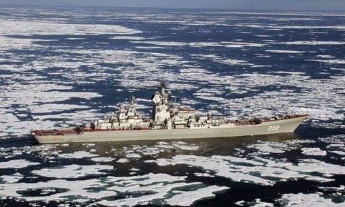 Северный флот продолжит осваивать Арктику
