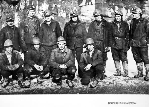 Гидроспецстрой: бригада В. Н. Мацуева