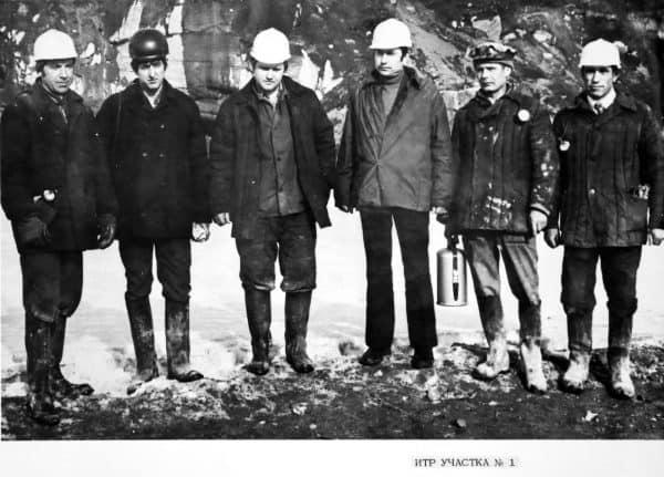 Гидроспецстрой: инженерно-технические работники участка №1
