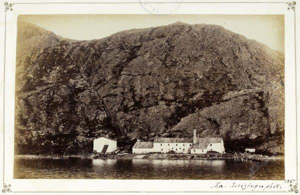 Ара-Губе, 1887 год