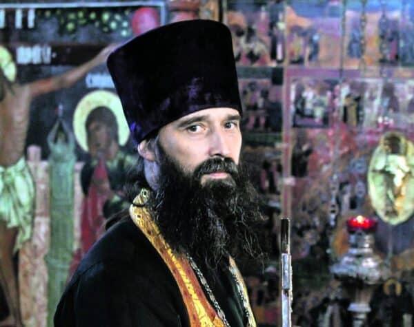 Видяевский священник отец Сергий Шерфетдинов
