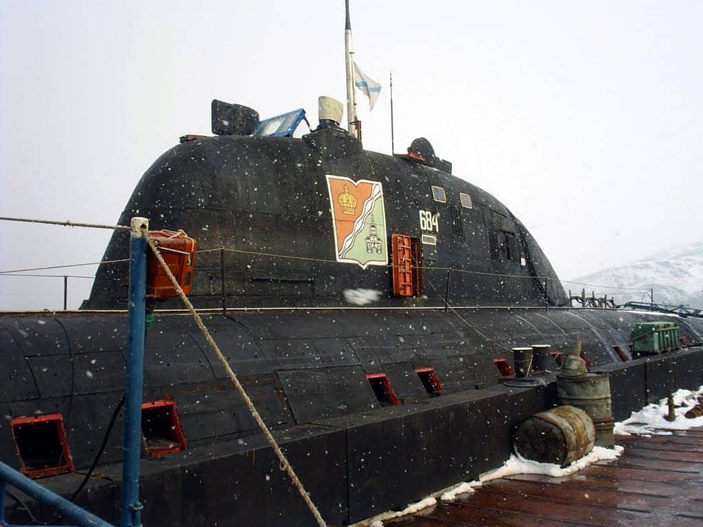 Б-414 «Даниил Московский» (проект 671РТМК «Щука»)