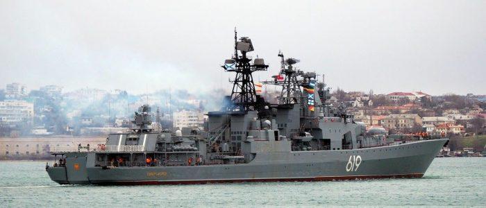 «Североморск» в Севастополе