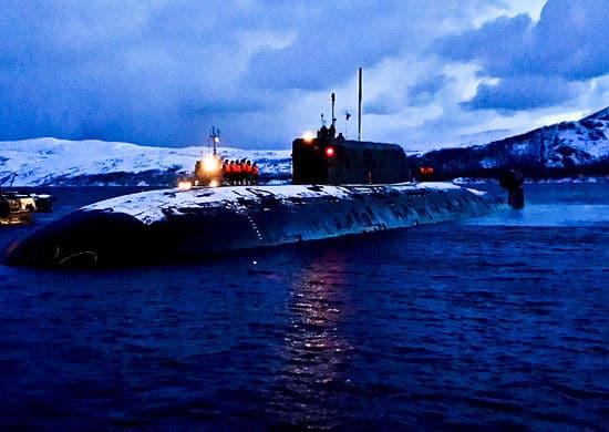 АПЛ «Нижний Новгород» (МПЛАТРК, корабль Б-534)