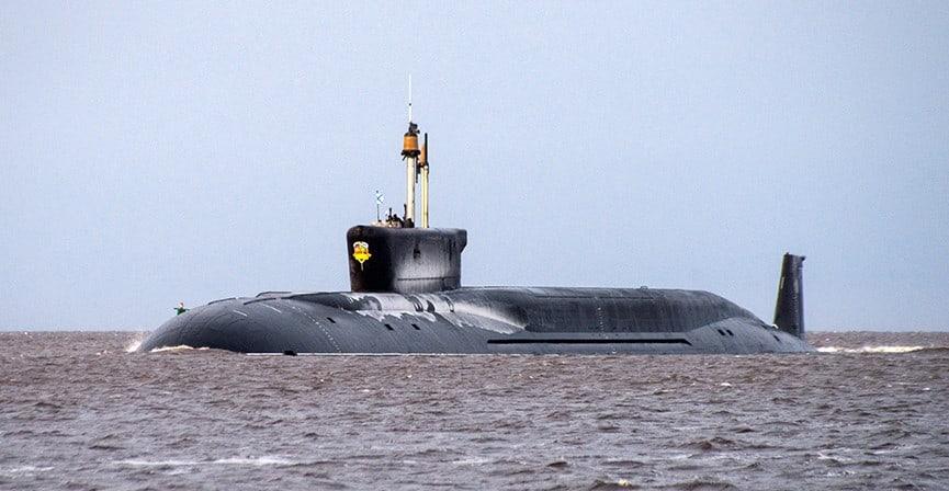 Подводная лодка проекта 955 «Борей»