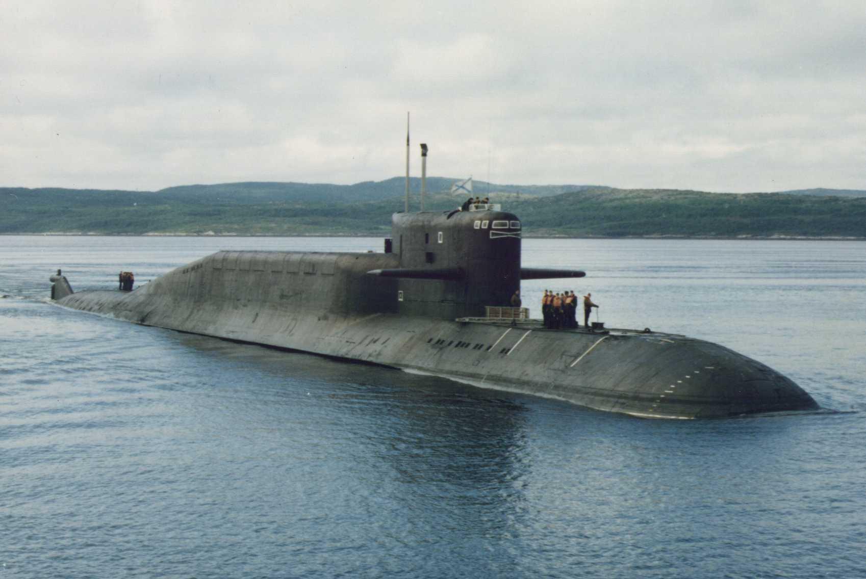 К-117 «Брянск»