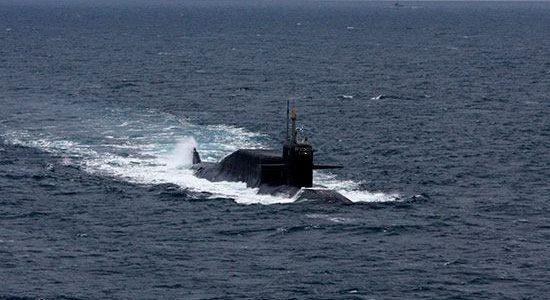 Краснознаменной дивизии подводных лодок Северного флота — 55 лет