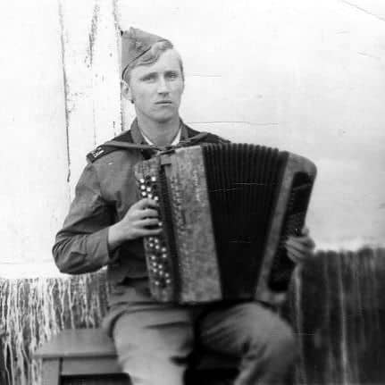 Военный строитель Северного флота Иван Дерксен
