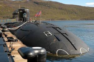 Титаны Северного флота