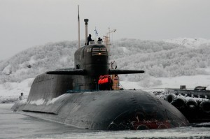 Ракетный подводный крейсер стратегического назначения (РПКСН) «Верхотурье»