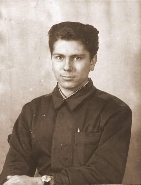 Военный строитель рядовой Чукалов, 1987 год