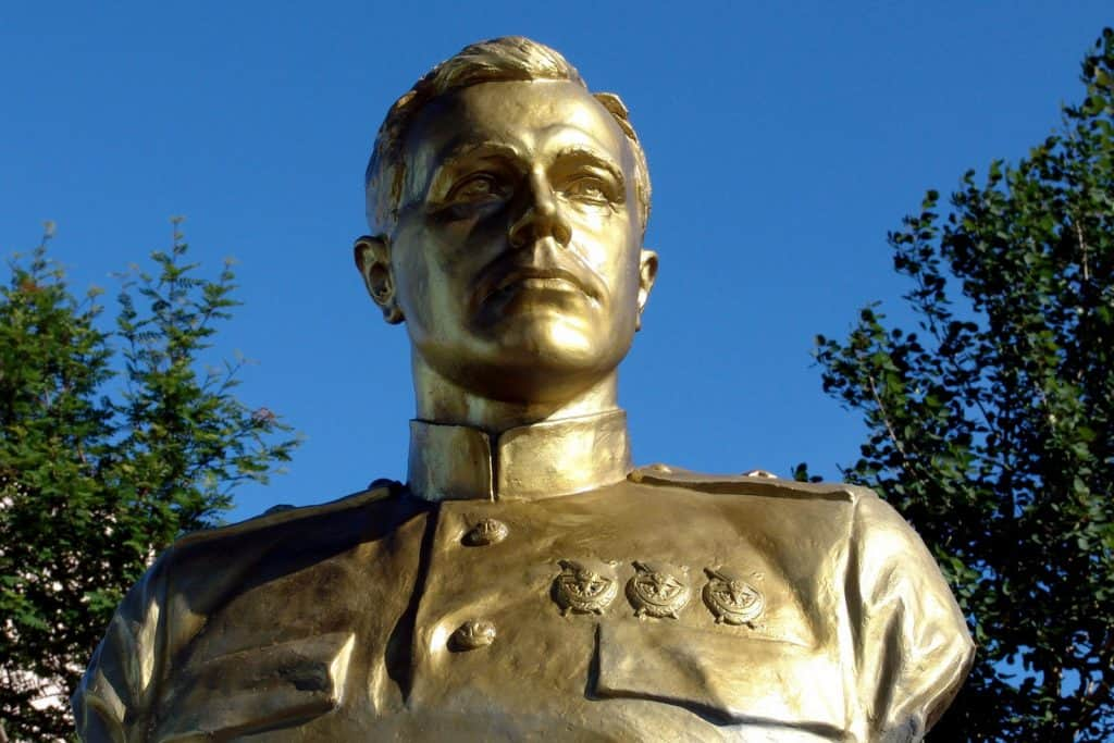 Фёдор Алексеевич Видяев (1912-1943)