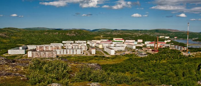 Поселку Видяево – 55 лет